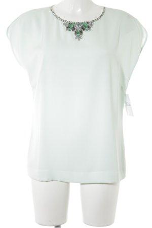 Ted baker Kurzarm-Bluse mehrfarbig Elegant