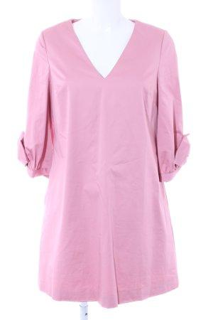 Ted baker Langarmkleid pink Casual-Look