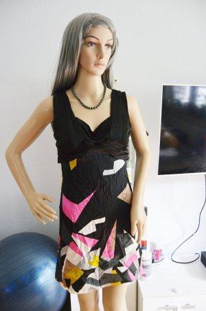 Ted Baker London Kleid Dress gr.1 seide