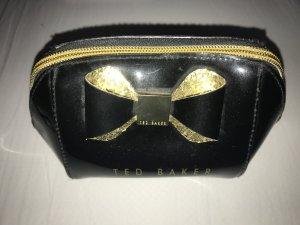 Ted baker Minitasje zwart-goud