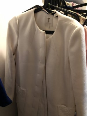 Ted baker Cappotto taglie forti bianco