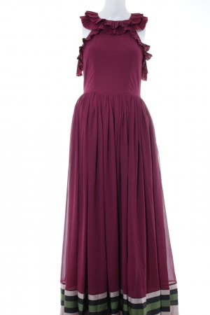 Ted baker Maxikleid rot Party-Look
