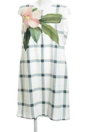 Ted baker Midi Dress flower pattern Boho look