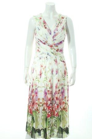 Ted baker Midikleid florales Muster Eleganz-Look