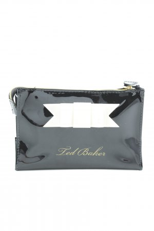 Ted baker Mini Bag black-cream elegant