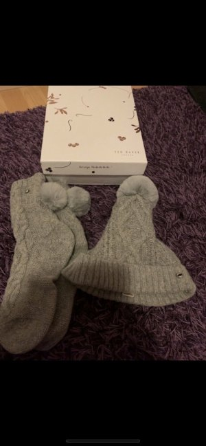 Ted baker Chapeau en tricot gris