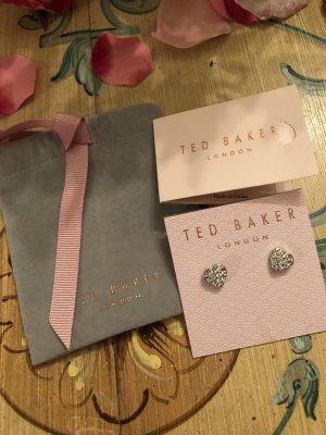 Ted baker Ear stud silver-colored
