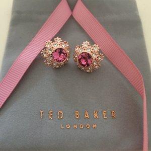 Ted baker Oorstekers brons-roze