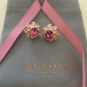 Ted baker Ear stud bronze-colored-pink