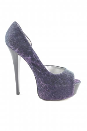 Ted baker Plateau-Pumps lila Business-Look