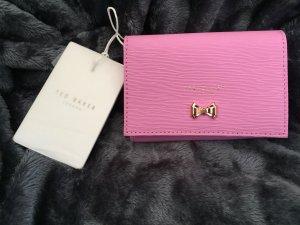 Ted Baker Portemonnaie Geldbörse Pale Pink