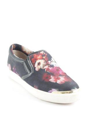 Ted baker Schlüpfsneaker Blumenmuster Casual-Look