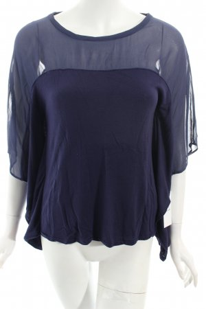 Ted baker Seidentop blau Casual-Look
