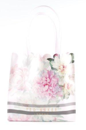 Ted baker Shopper hellrosa-rosa Blumenmuster extravaganter Stil