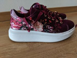 Ted baker Wedge Sneaker purple