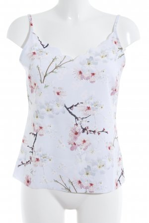 Ted baker Spaghetti Strap Top flower pattern Paris-Look