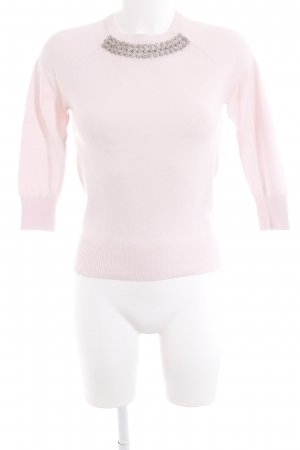 Ted baker Strickpullover rosé Casual-Look