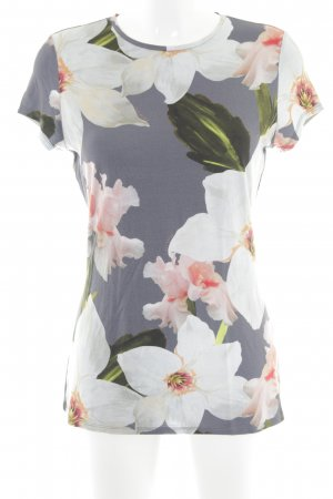 Ted baker T-Shirt Blumenmuster Casual-Look