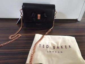 Ted Baker Tasche Clutch NEU schwarz Roségold