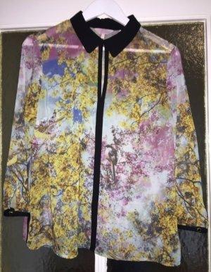 TED BAKER - transparente Bluse