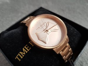 Ted Baker Uhr Rosegold Kupfer Rotgold Caminia