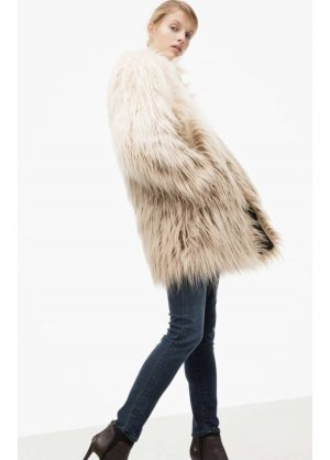 Teddy Coat Must Have (Faux Fur)