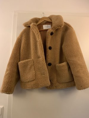 Teddy Fleece Jacke