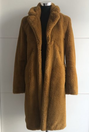 Gestuz Fake Fur Coat multicolored