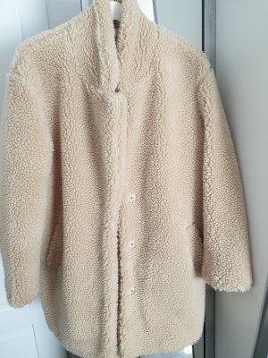 Woman for H&M Oversized jack room-licht beige