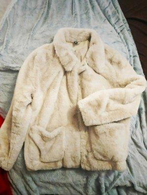 HM Winter Jacket cream
