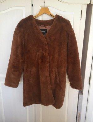 Teddyfell Mantel  Pull & Bear