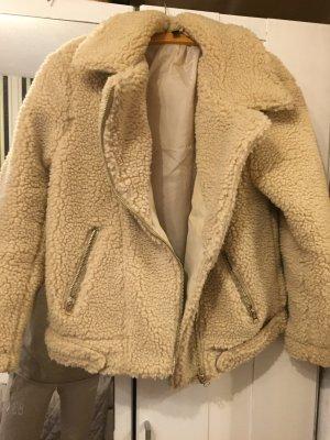 Teddyfleece Jacke von H&M    36
