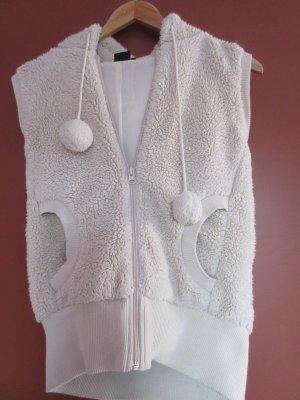 Tantum O.N. Hooded Vest oatmeal polyester