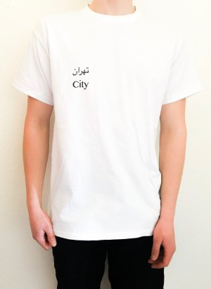 Tehran City Shirt M NEU
