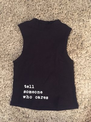 Tell someone who cares