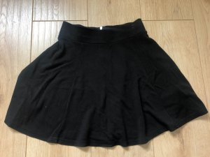 H&M Jupe corolle noir