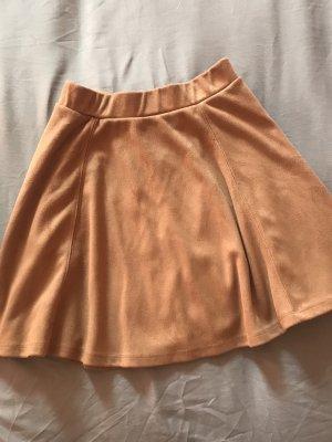 H&M Jupe corolle brun