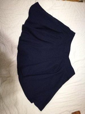 Pimkie Jupe corolle bleu-bleu foncé