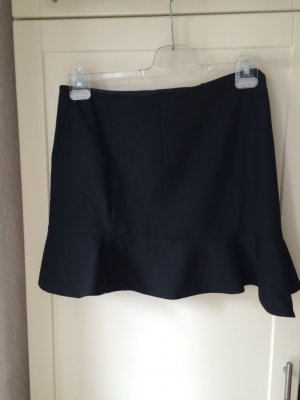 Zara Circle Skirt black