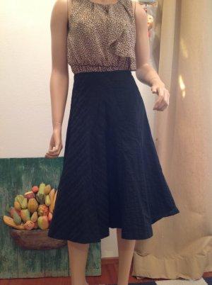 Kenzo Falda circular negro