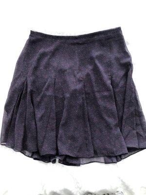 Opus Cirkelrok donkerpaars-violet