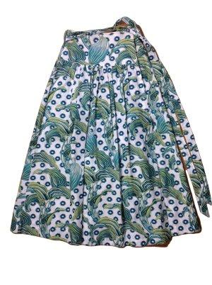 Temperley Wickelrock Neuwertig Gr. D 36 grün