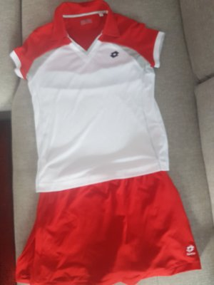 Tennis Outfit Damen Lotto