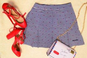Lotto Plaid Skirt multicolored