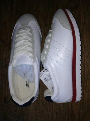 Tennis Sneakers aus Leder Gr. 37 NEU
