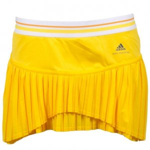 Adidas by Stella McCartney Pantaloncino sport giallo