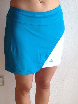 Tennisrock - Sportrock - ADIDAS - türkis/weiß - Größe 36