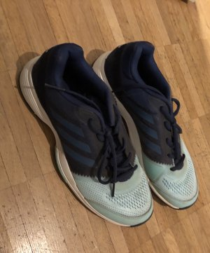 Adidas Lace-Up Sneaker blue-light blue
