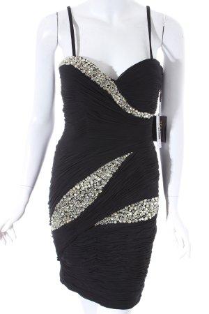 Terani Couture Abendkleid schwarz Elegant