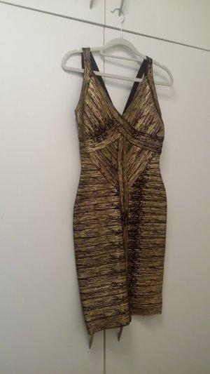 Terani Cuture Kleid Typ Herve Leger Bandage Kleid